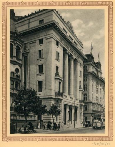 Plate-10-The-Yokohama-Specie-Bank-building