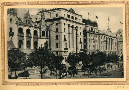 Plate-12-The-Bund;-Bank-of-China-to-Jardine,-Matheson-&-Co
