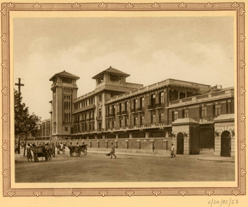 Plate-23-Administrative-block-of-the-Shanghai-Race-Club