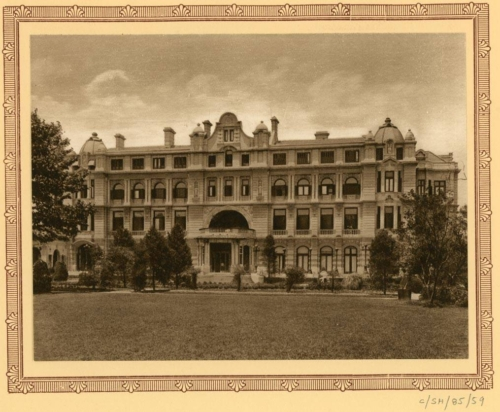 Plate-29-The-Majestic-Hotel