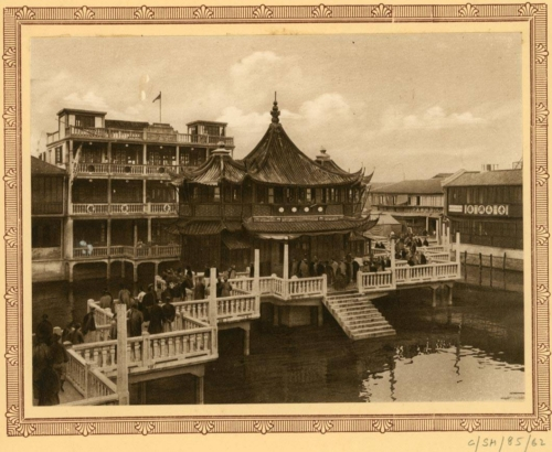 Plate-32-Chinese-Tea-House