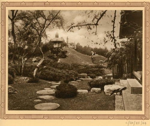 Plate-34-A-Japanese-Garden-in-Chapei