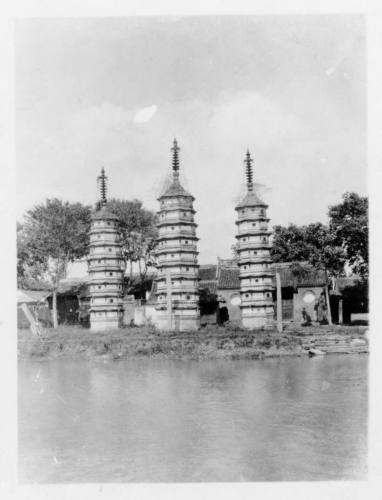 img020-The-three-pagodas-at-Kashing-(Jiaxing)-on-the-Grand-Canal
